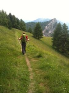 Monte Bettone & Maira-Tal